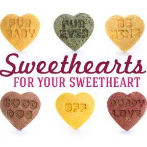 Valentines Sweetheart Cookies
