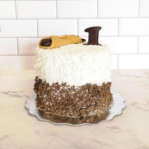 The Donair Cake